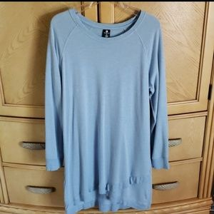 Active life long sleeved sweatshirt /dress